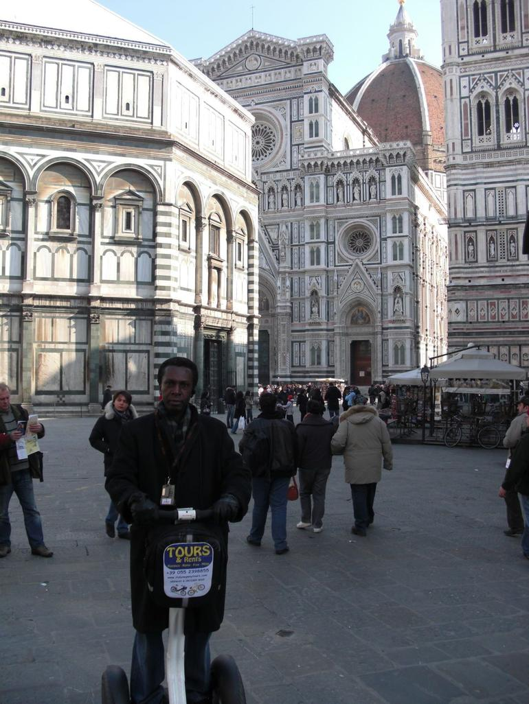 Florence Segway Tour - Florence