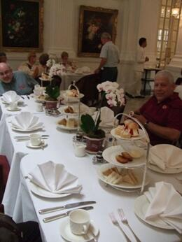 High tea with my mates - May 2012