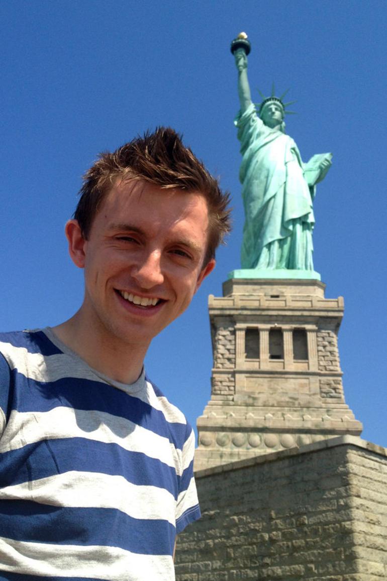 Liberty Island - New York City