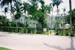"The Harry S Truman ""Little White House"" in Key West , Leah - May 2011"