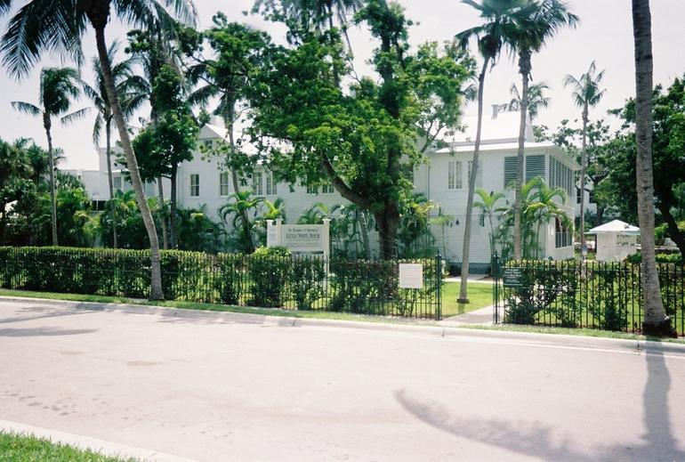 Little White House, Key West - Key West