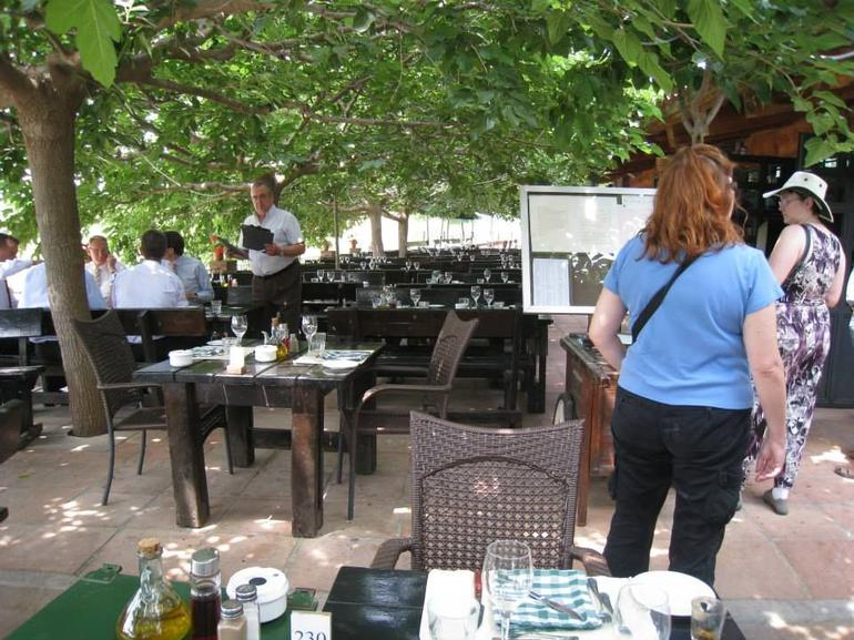 Lunch - Barcelona