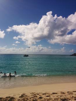 Maho Beach , Tina M - December 2014