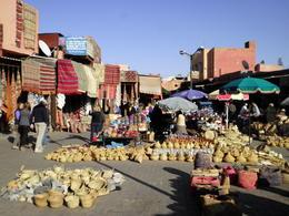 Tne Square, Marrakech. , Marlene - February 2013