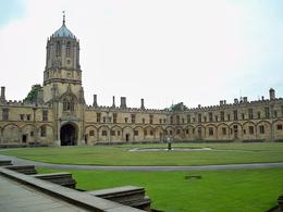 Christ's Church College, TIFFANY G - June 2010