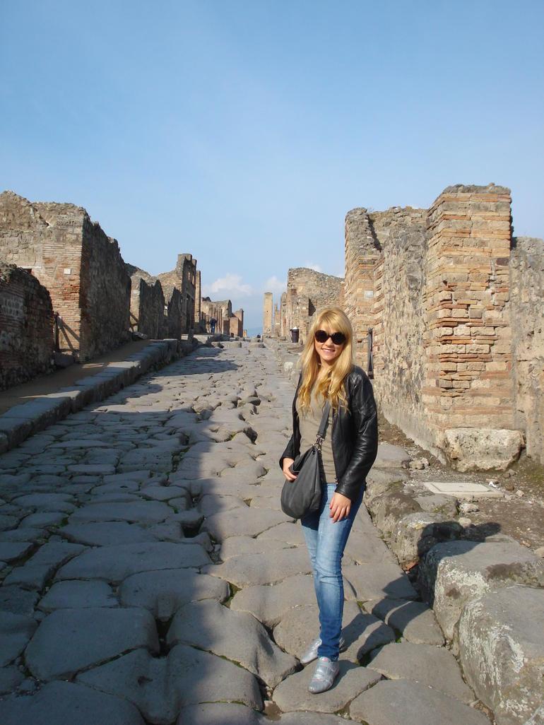 Pompeii - Naples