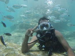 me doing scuba diving in Antalya , krisbv5 - July 2016