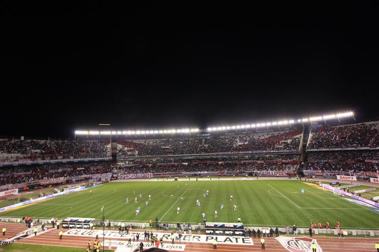 Stadium - Buenos Aires