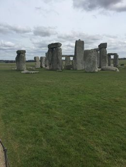The beautifully windy stonehenge , Sammi - April 2016