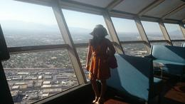 Here at the stratosphere in las Vegas Nevada , Yuridia B - September 2016