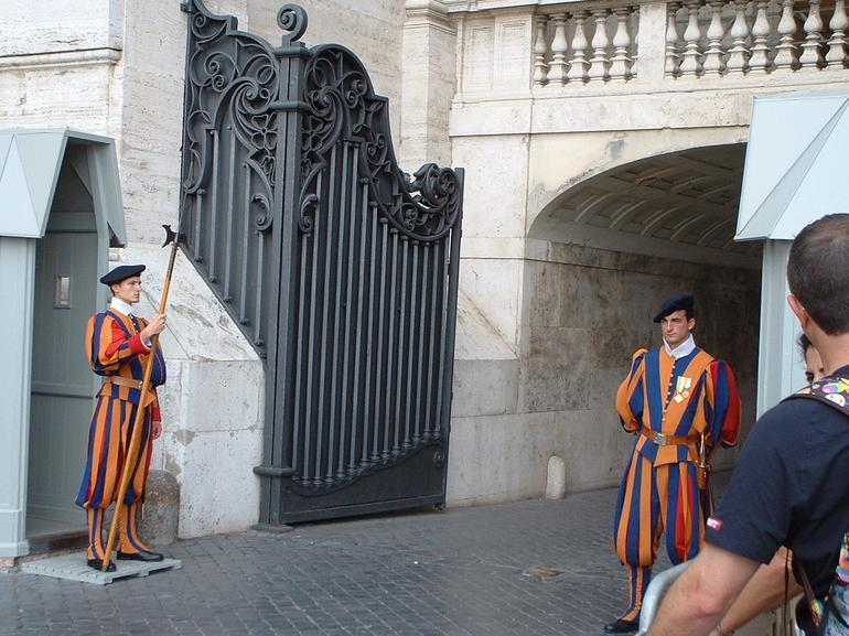 Swiss Guard - Rome