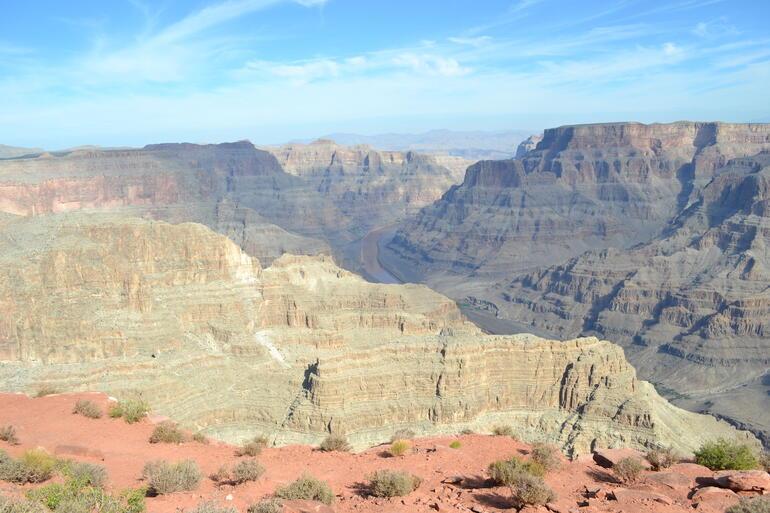 West Rim of Grand Canyon - Las Vegas