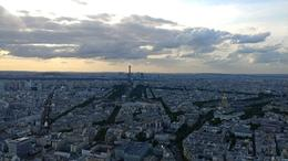 Montparnasse Tower 360 Degree view , Naveed M - August 2017