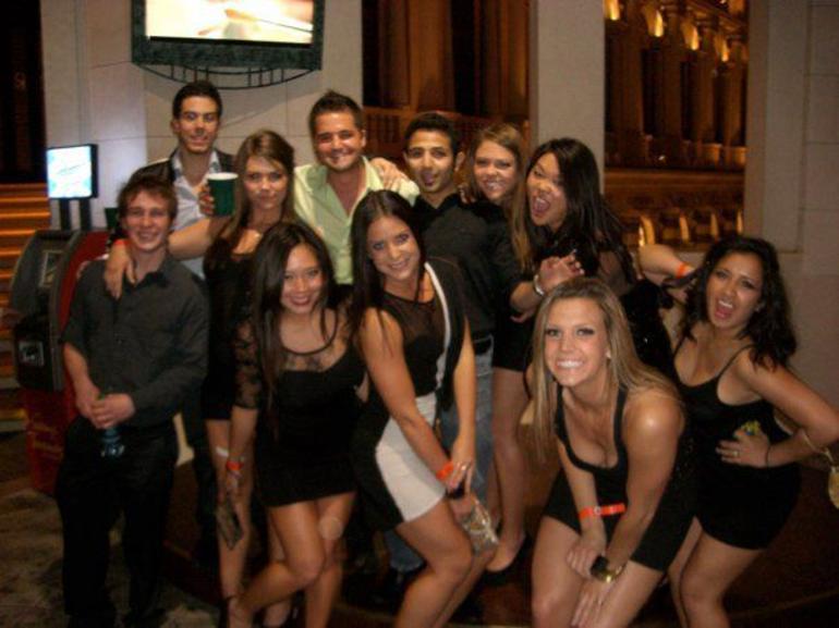 The guys... - Las Vegas
