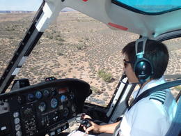 Our pilot, Kelly , vicki h - May 2014