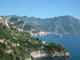 Amalfi Coast Oct. 18, 2012 , Connie L. F - November 2012