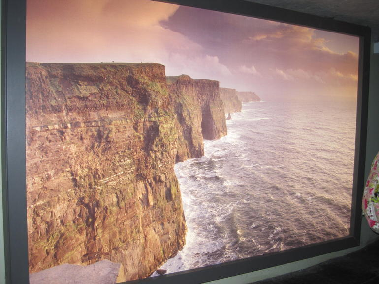 Cliffs of Moher - what they should look like - Dublin