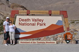 Entering Death Valley , lee f - October 2011