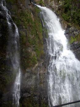 Small waterfall on way to Kuranda , Patti - May 2011