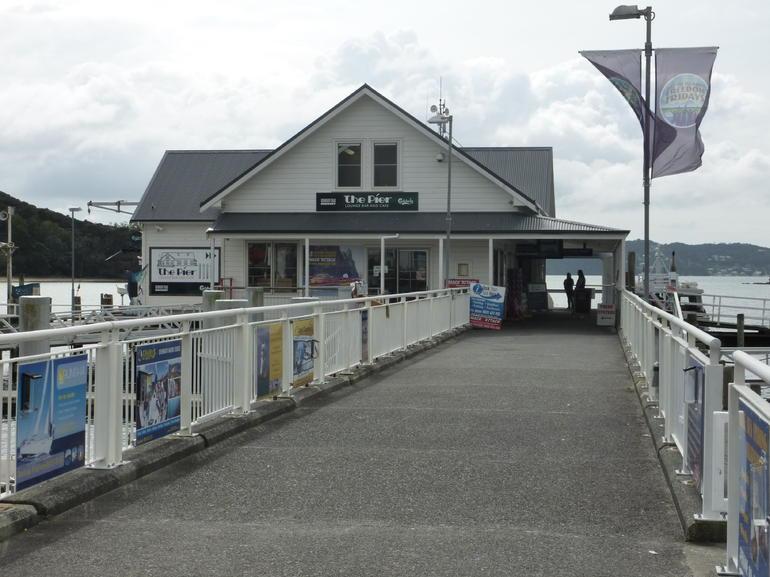Ferry Wharf - Auckland