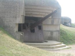 Not much left of the Atlantic Wall build during WWII, William F - July 2010