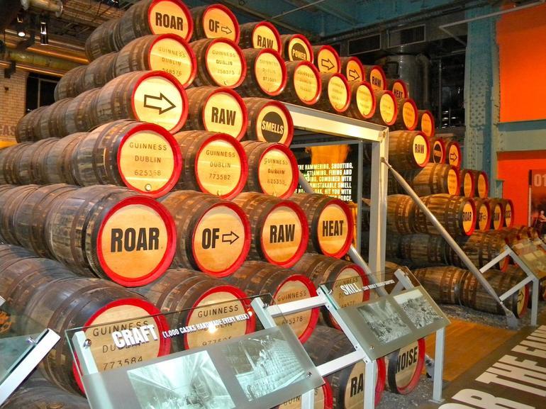 Guinness Storehouse - Dublin