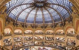 Galeries Lafayette - April 2016