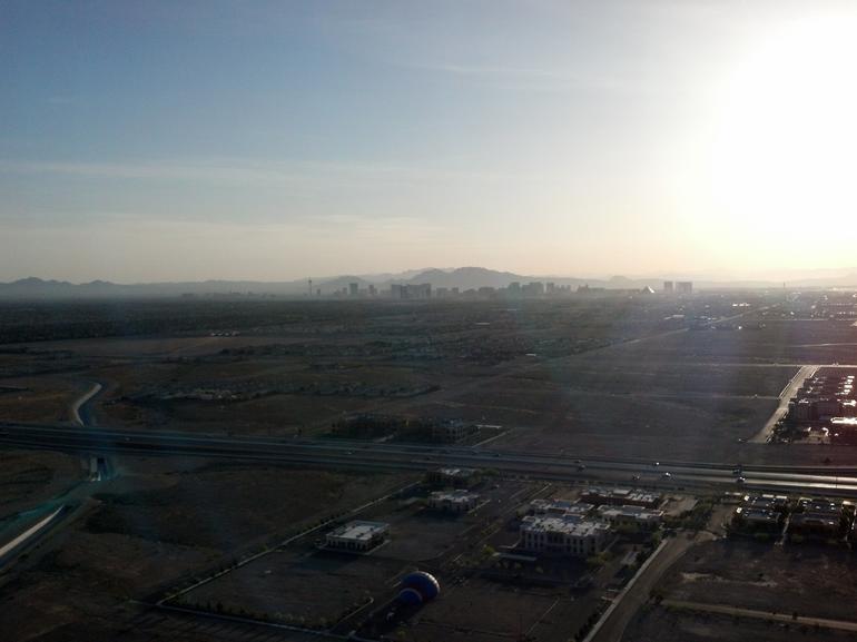 Las Vegas at Sunrise - Las Vegas