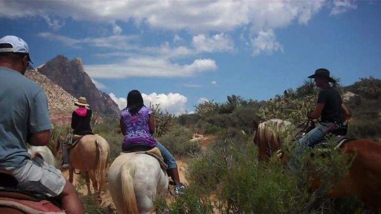 Las Vegas Horseback - Las Vegas