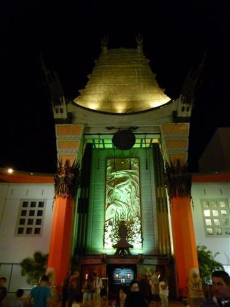 Mann Chinese theatre - Anaheim & Buena Park