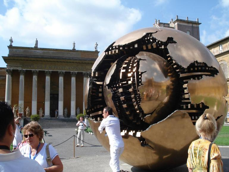 Modern Art in the Vatican - Rome