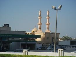 Jumeirah Mosque , babcia - November 2011