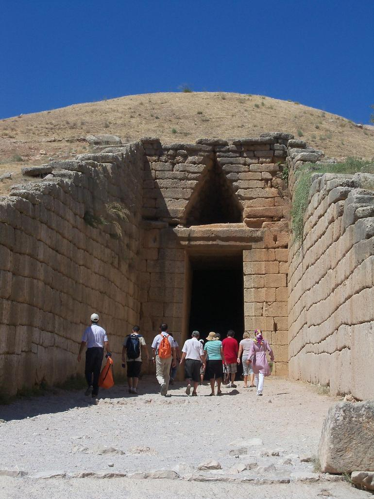 Mycenae - Athens