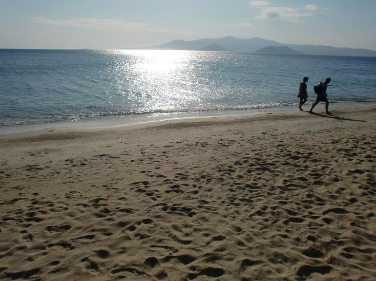 Naxos - Mykonos