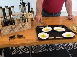 Olive oil tasting at Olivo., emmaknock - February 2016