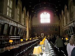 Christ's Church, great hall where Harry Potter's Hogwart's great hall was filmed., TIFFANY G - June 2010