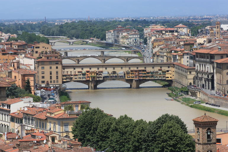 Ponte Vecchio, Florence - Florence