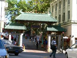 Entrance to China Town, JULIE B - September 2010