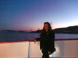 Sunset Cruise, Cat - January 2012