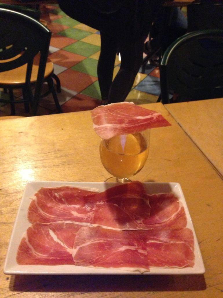 Tappas - Barcelona