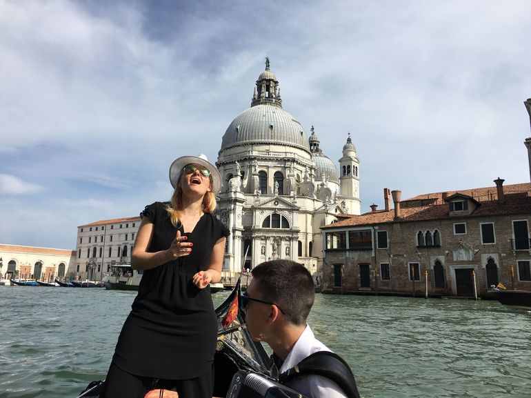 Private Tour: Venice Gondola Ride with Serenade photo 17