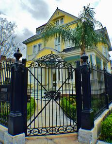 Garden District Walking Tour Mansions And Lafayette Cemetery 2017 New Orleans