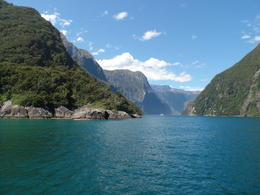 Milford Sound by boat , karbrown12 - February 2017