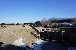 Pompeii: the Theatre , Deidre B - March 2017