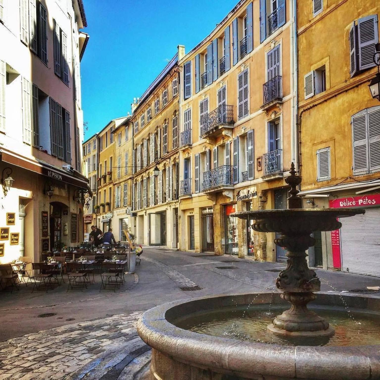 MÁS FOTOS, Marseille Shore Excursion: Private Half-Day Tour of Aix-en-Provence