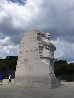 Martin Luther King Memorial , Joanne N - August 2017