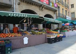 Buy local fruits and veggies from the market at Vic , Tejaswini - September 2017