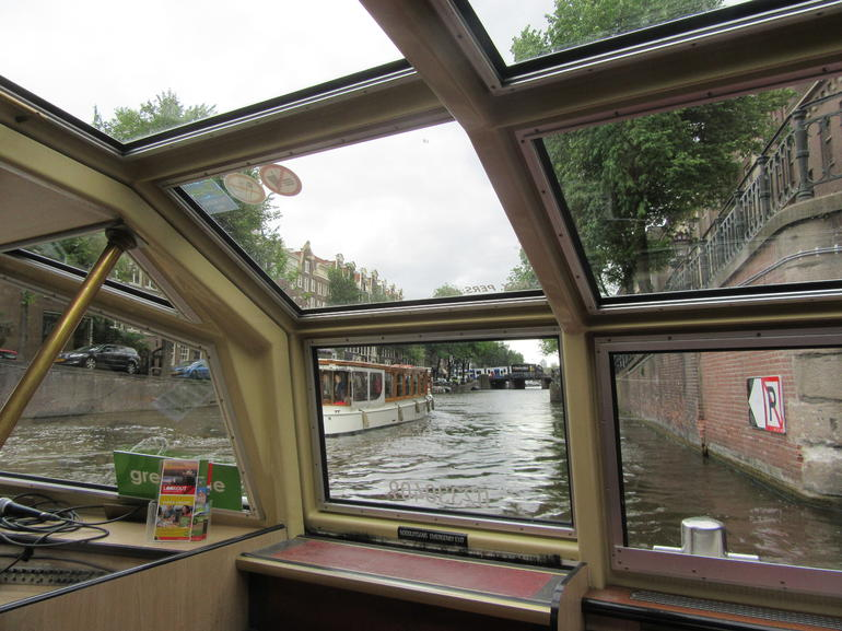 Amsterdam Hop-On Hop-Off Boat 24 or 48 hrs. photo 14