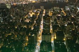 86th floor view , Cheryl B - March 2012