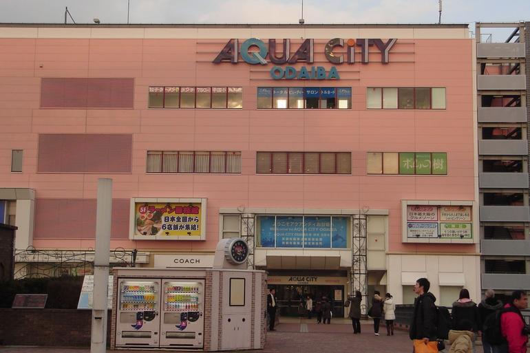 Aqua City - Tokyo